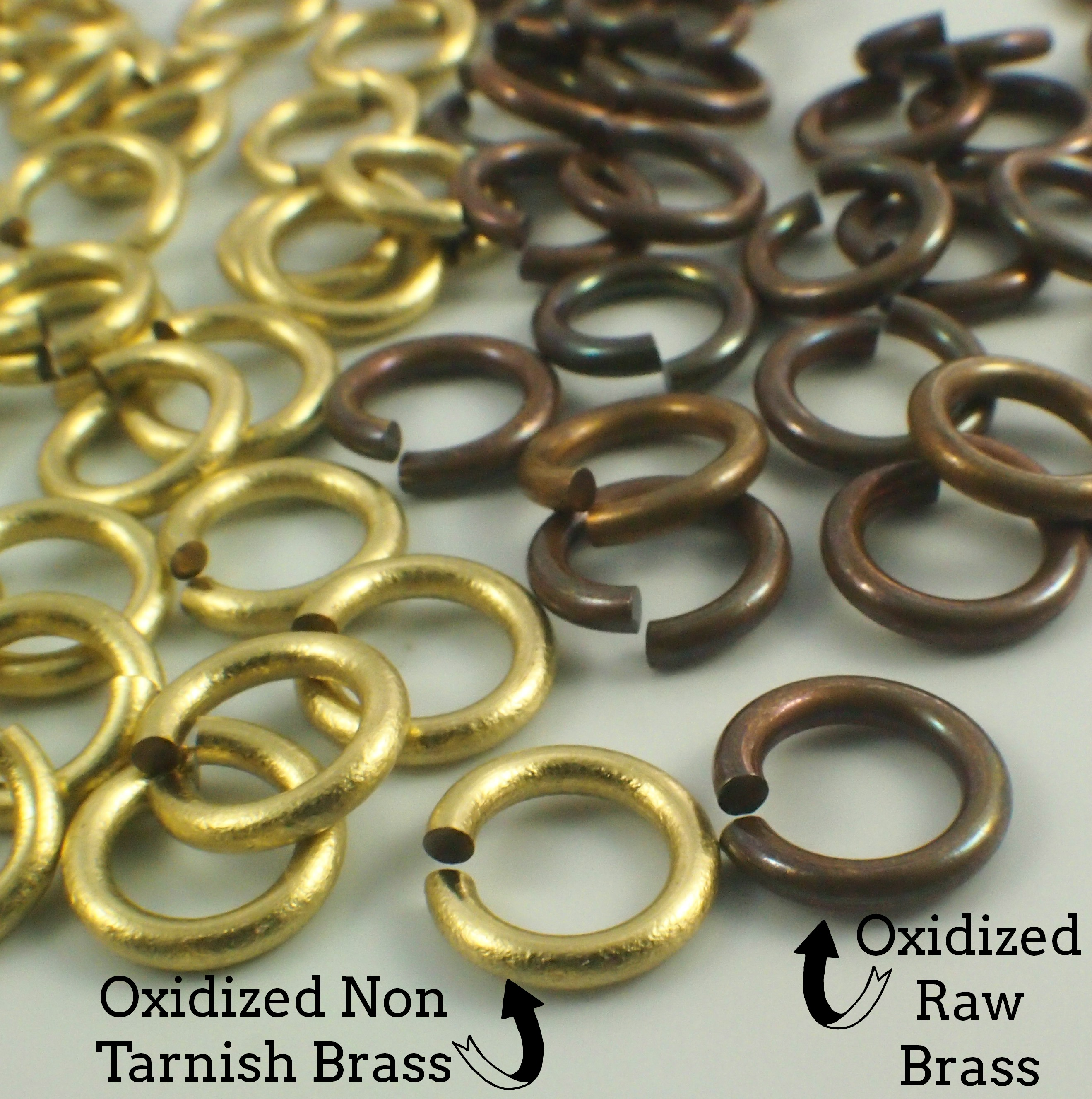 Non-Tarnish Brass vs Raw Brass – Unkamen Supplies Blog