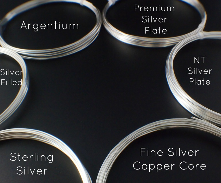 Types of silver wire