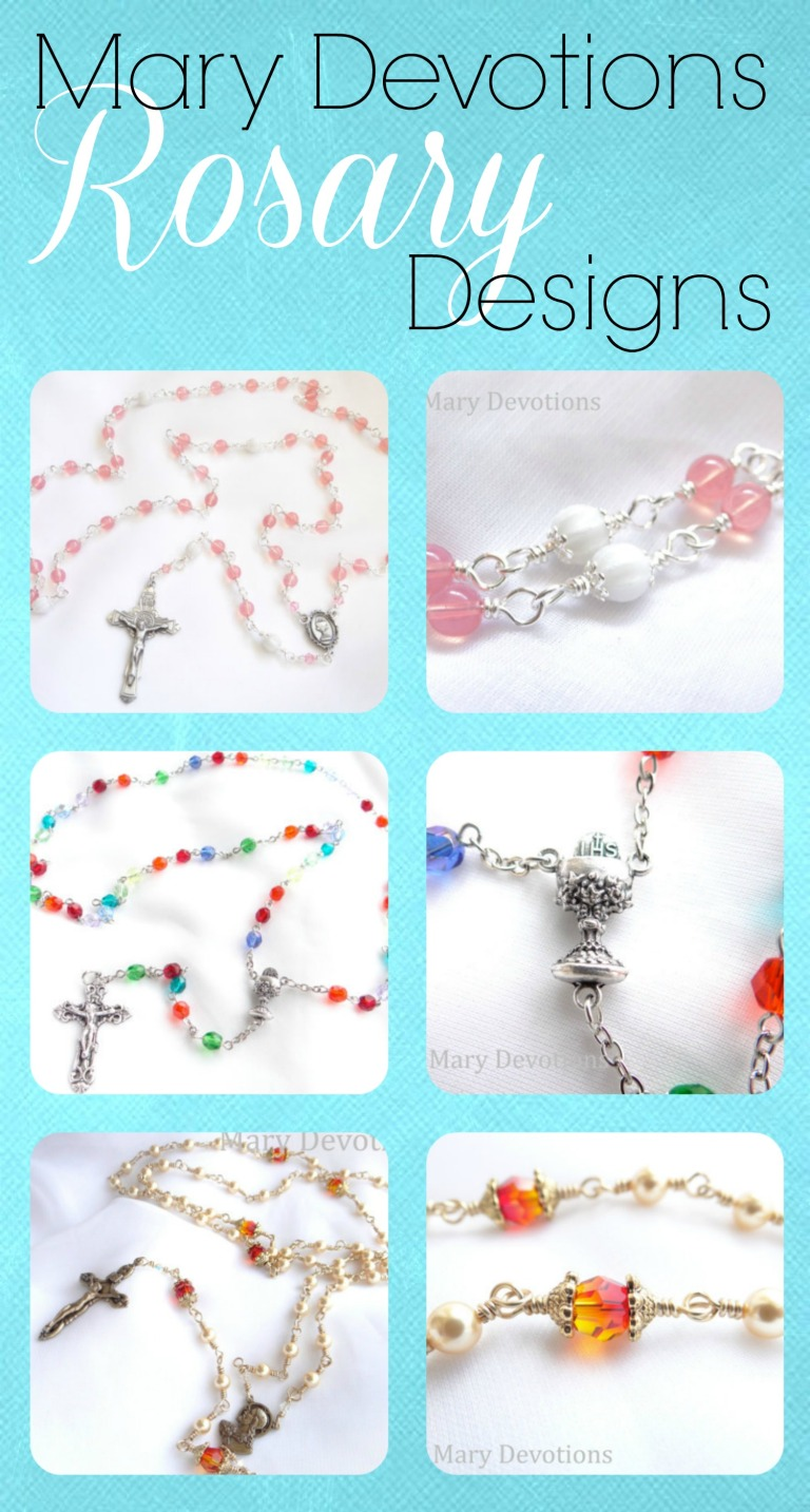 rosary mary devotions