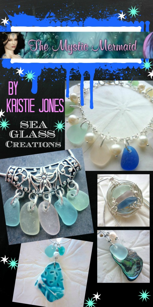 tall sea glass TheMysticMermaid board