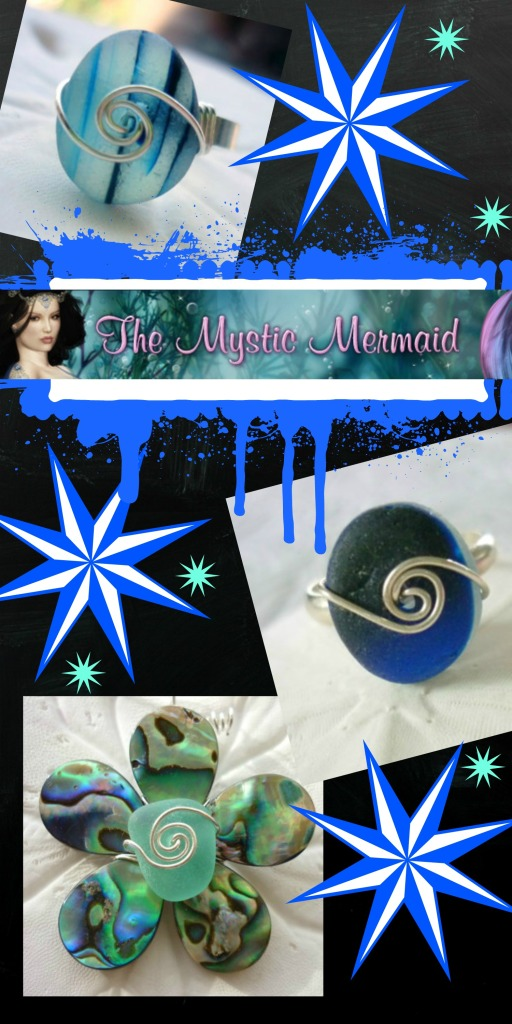 tall TheMysticMermaid ring board