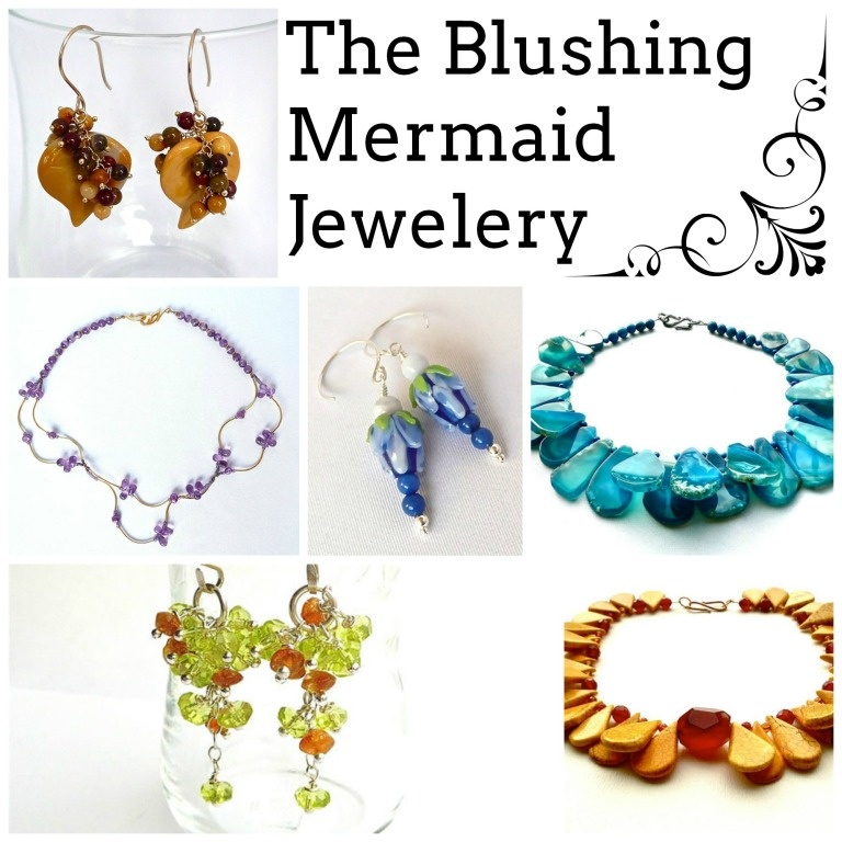 Blushing Mermaid Jewelry