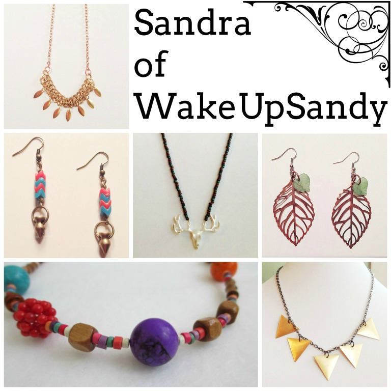 Wake Up Sandy by Sandra D