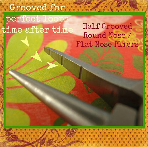 half grooved