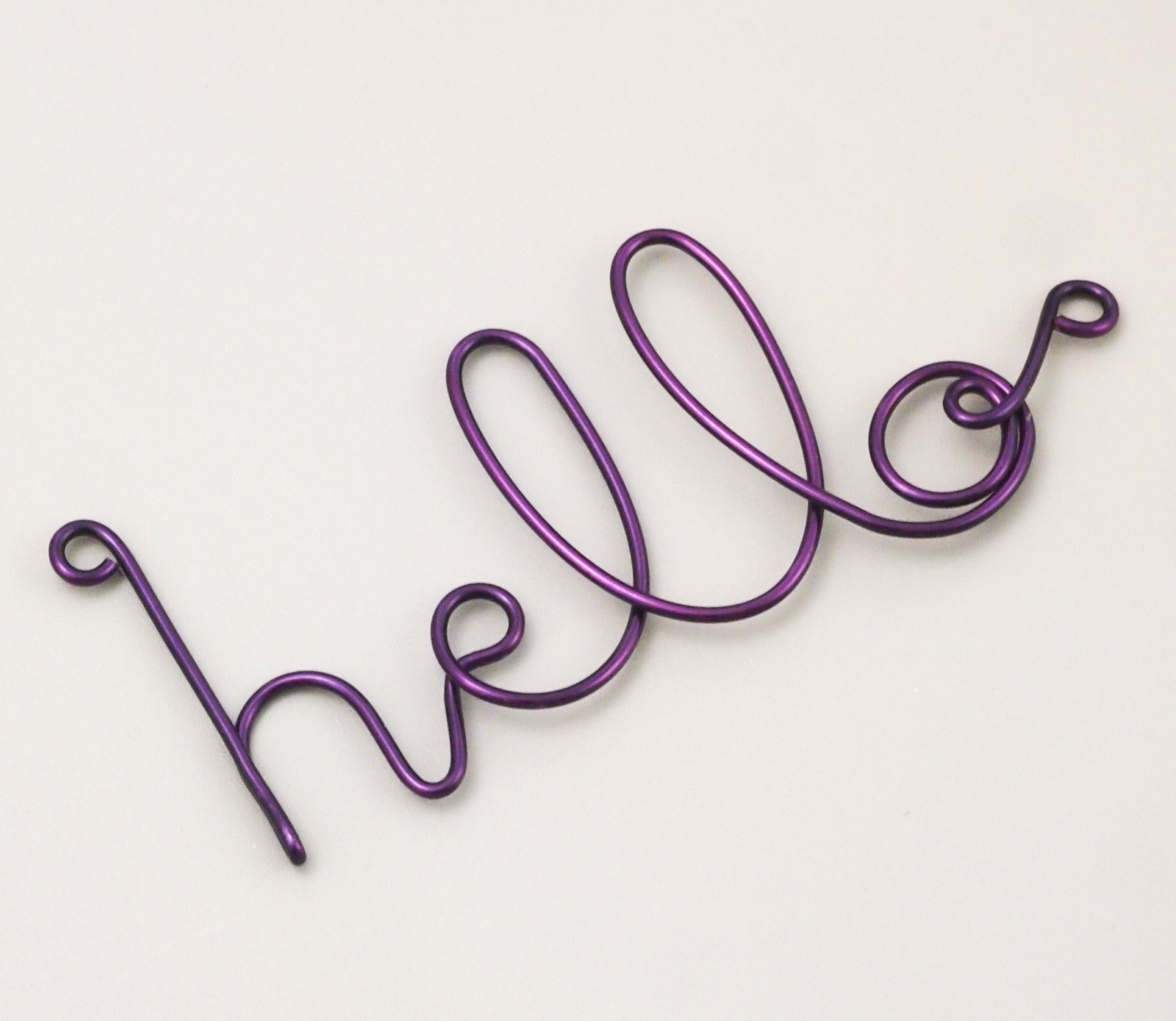 What Gauge to Use for Wire Wrapped Letters – Unkamen Supplies Blog