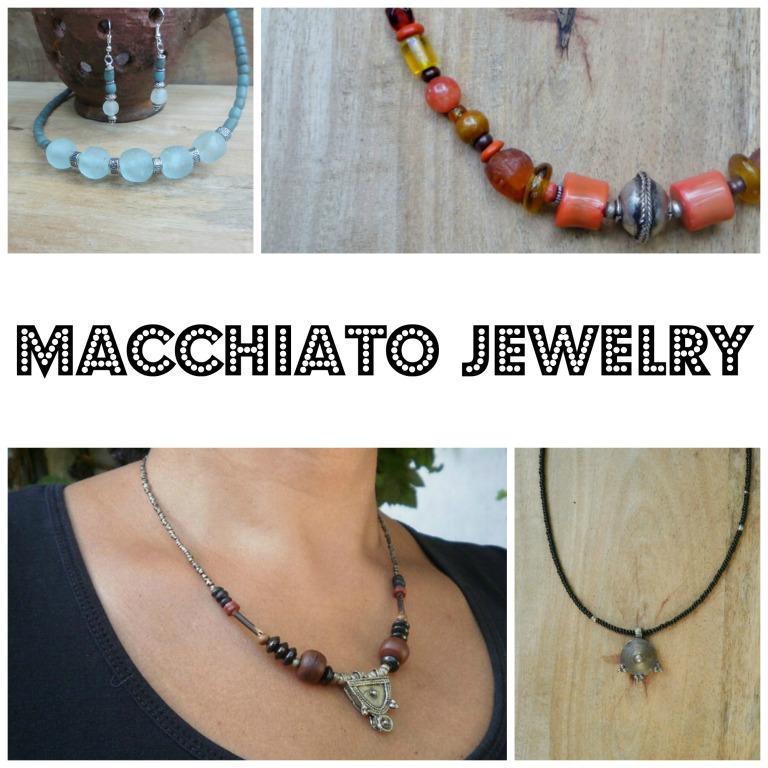 Macchiato Jewelry