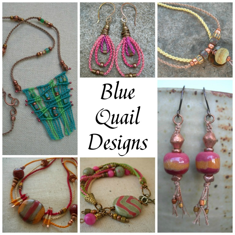 Claire of Blue Quail Designs