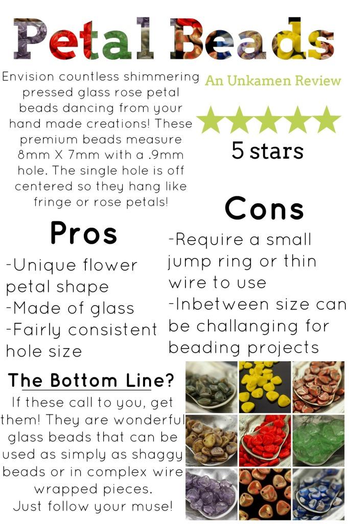 Petal Beads Review