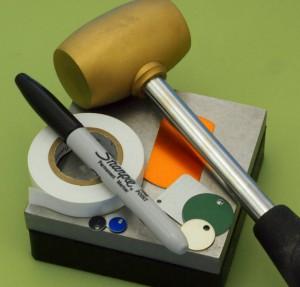UnkamenSupplies Stamping Kit